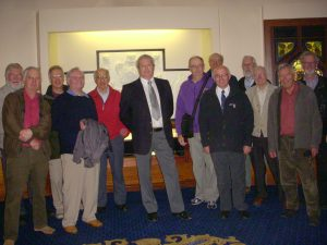 Westhill Lifers with David Parkinson