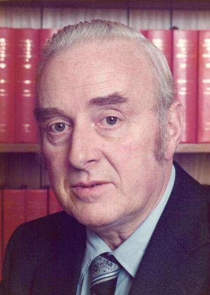 Clerk Rodney Addison 1971