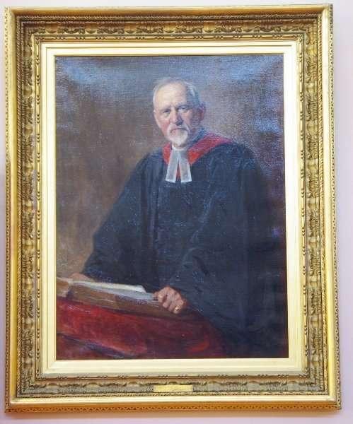 Rev Henry Cowan