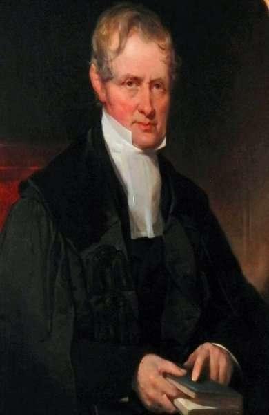 Rev John Murray