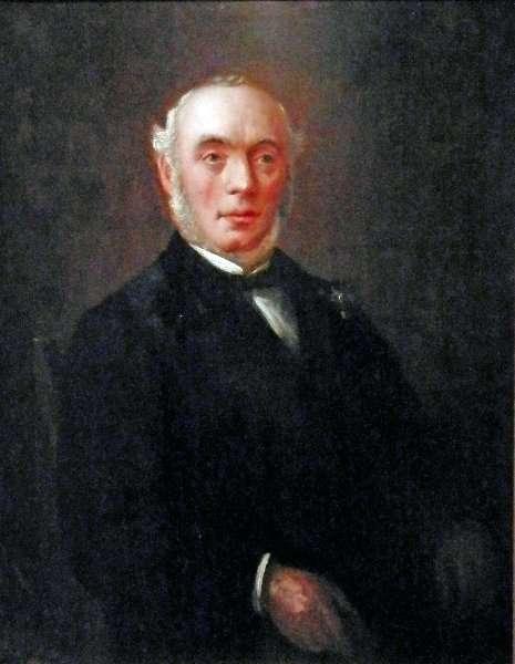 Rev Simon Mackintosh