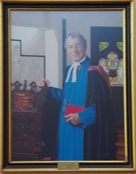 Rev Walter Gordon
