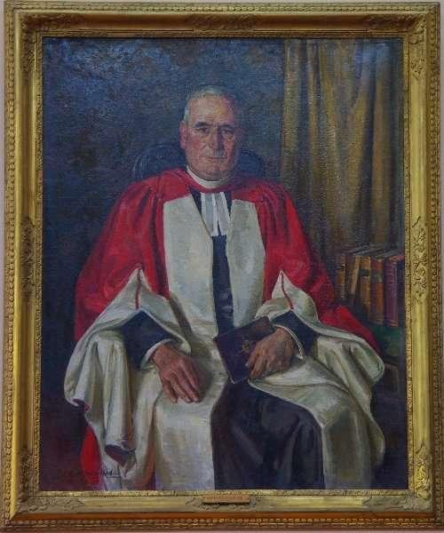 Rev Dr P C Millar