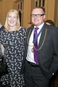 David & Nicola Henderson