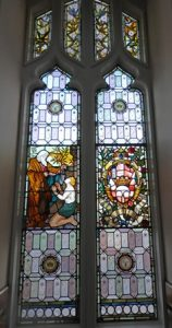 Shoemakers - Stained Glass Window