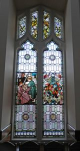 Wrights & Coopers - Stained Glass Window