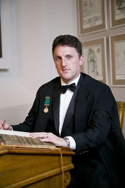 Clerk David Rose 2014