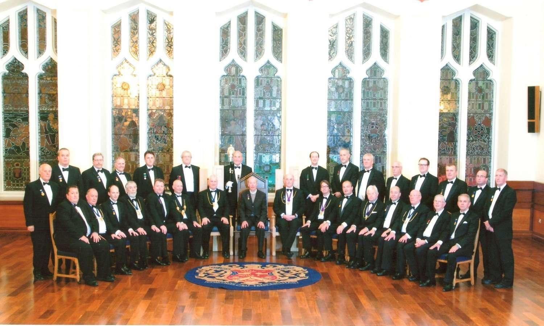 Convener Court 2014 - 2015