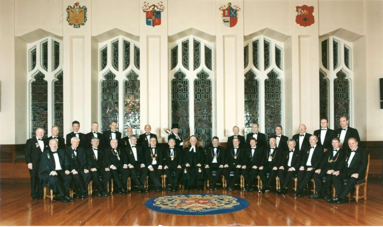 Convener Court 2007 - 2008