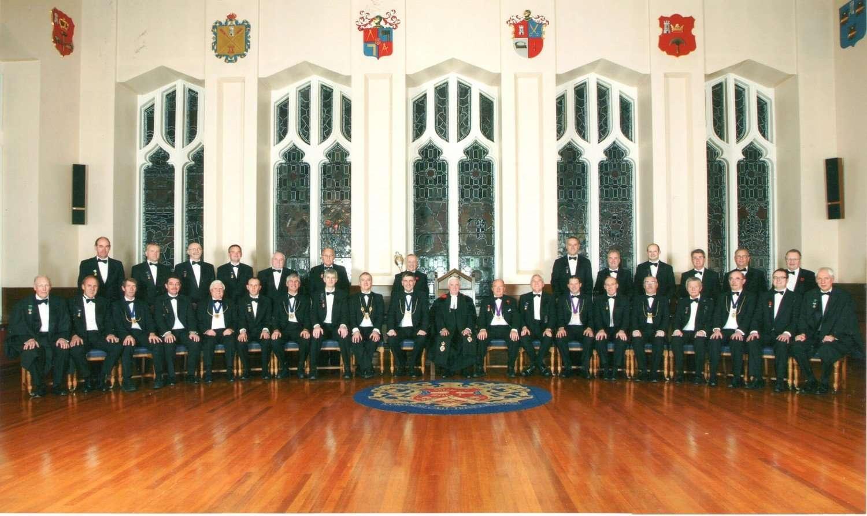 Convener Court 2008 - 2009