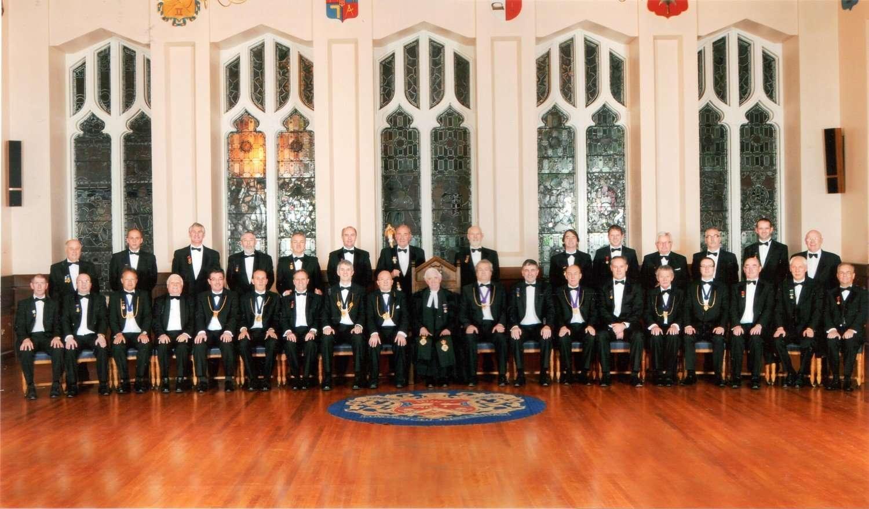 Convener Court 2010 - 2011