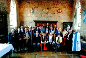York Cordwainers Dinner Group Photograph