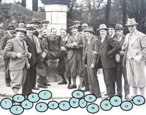 Historical phot of Shoemakers Douping, circa 1928