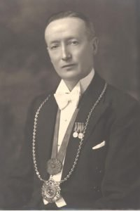1936 - 1938 Deacon Convener James Sangster