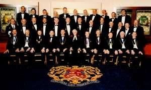 Convener Court 2000-2001