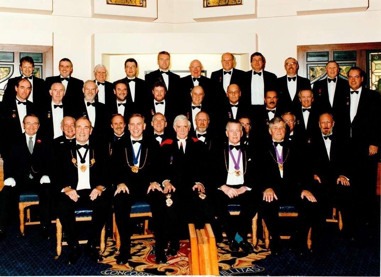 Convener Court 2001-2002