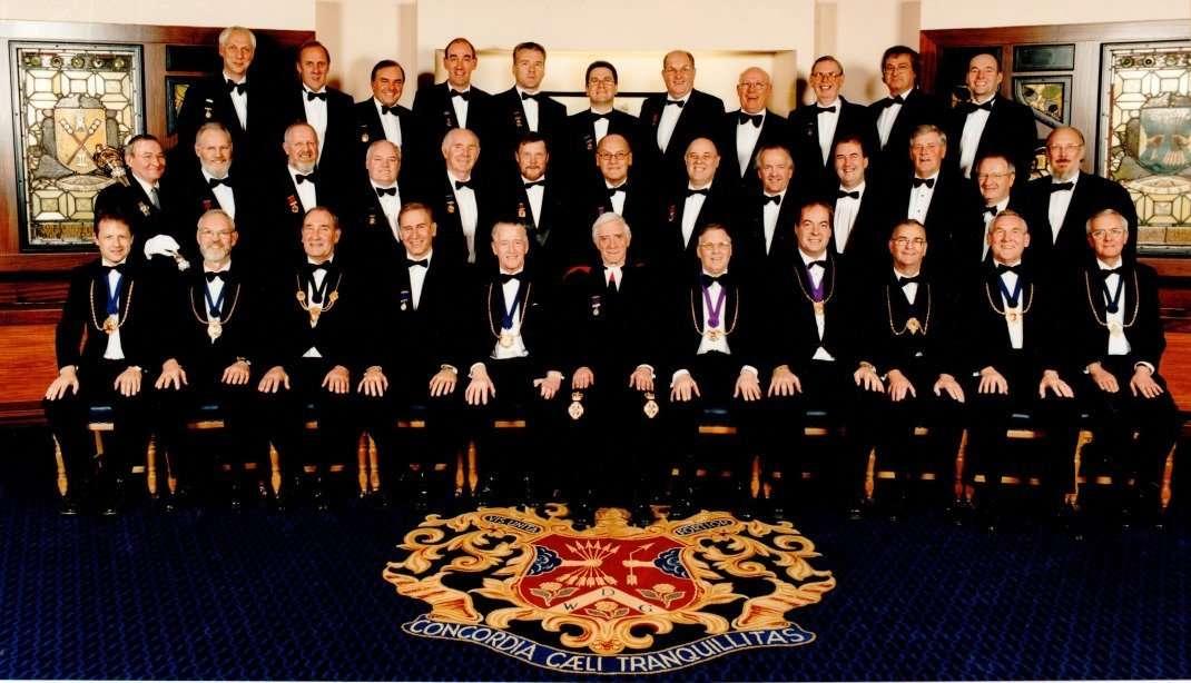 Convener Court 2002-2003