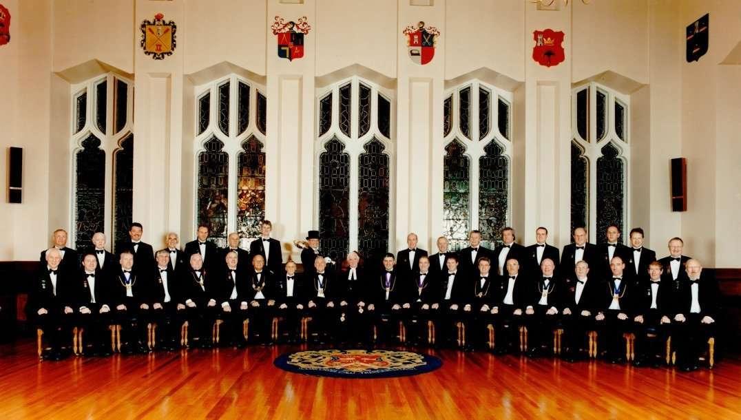 Convener Court 2006-2007