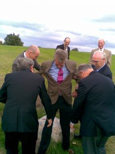 Derek Simpson, Michael Morrice, Stuart Stephen, Michael Allen, Ed Shaw