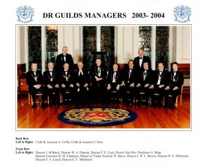 Dr Guilds Managers 2003 - 2004