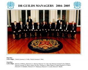 Dr Guilds Managers 2004-2005