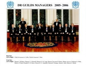 Dr Guilds Managers 2005-2006