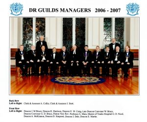 Dr Guilds Managers 2006-2007