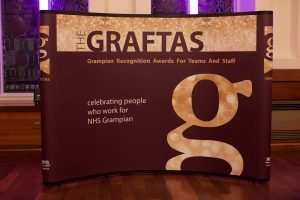 Images courtesy of NHS Grampian & Emma Davidson Photography
