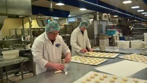 Alan Leith - new member of the Aberdeen Bakers Incorporation
