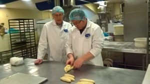 Alan Leith - new member to the Bakers