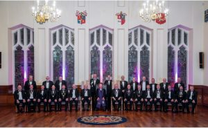 Collective photo of the Convener Court 2018-19