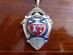 GSFP President Medal